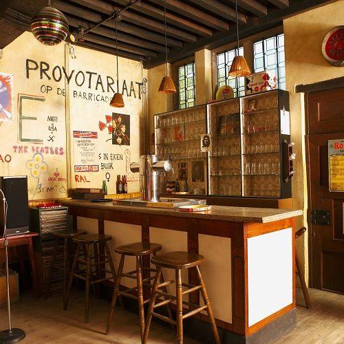 Bar in de Sixties in Bokrijk.