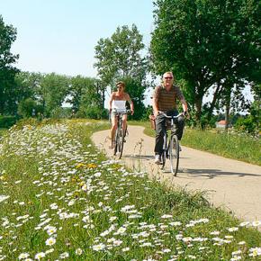 Limburgse fietspaden in goede staat