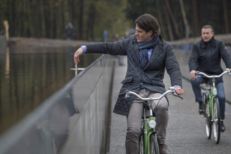 Fietsen door het Water Bokrijk Toerisme Limburg