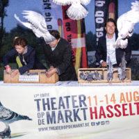 Opeingn Theater op de markt hasselt cultuur