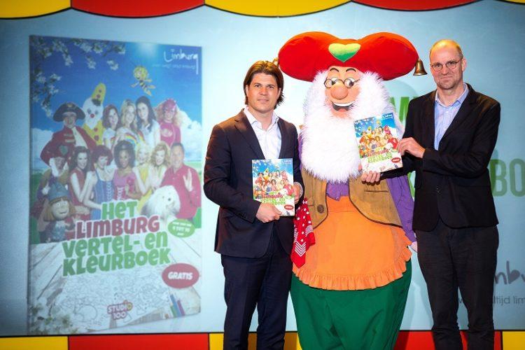 Lancering Vertel- en Kleurboek Plopsa Toerisme Limburg