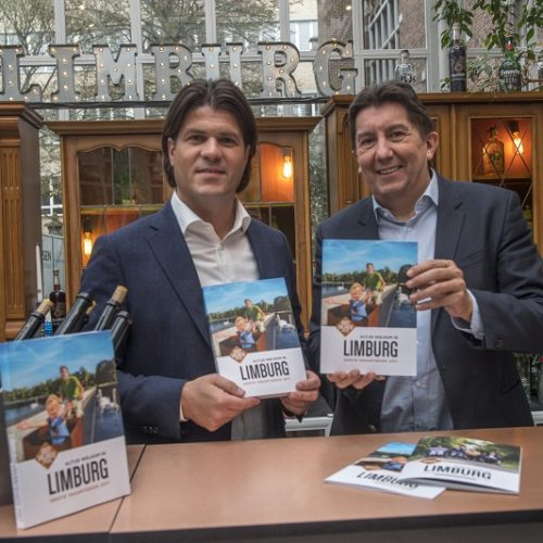 Toerisme lancering Limburg Vakantiegids gouverneurswoning