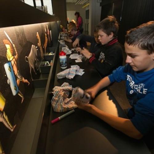 Romulusprijs 2016 voor Gallo-Romeins Museum Tongeren