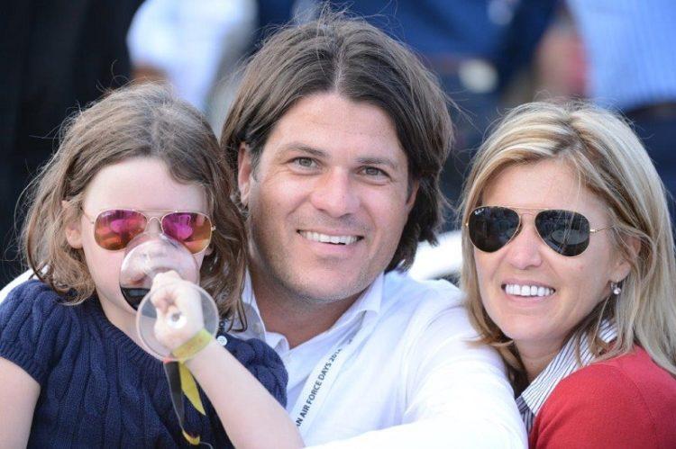 gezin Igor Philtjens op Airshow Kleine Brogel