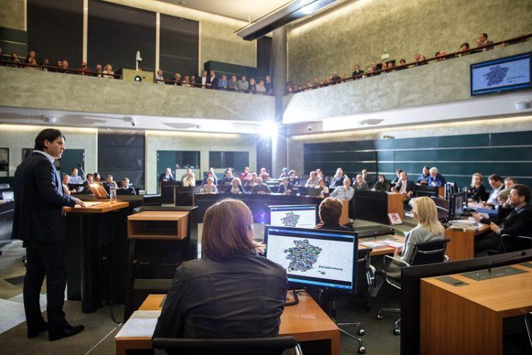 Igor Philtjens beleidsverklaring provincieraad 2016