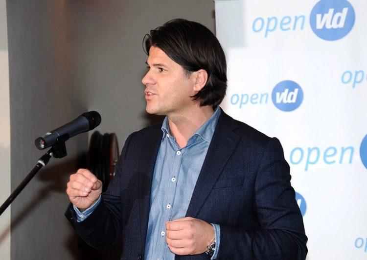 Igor Philtjens nieuwjaar 2017 Open Vld Alken