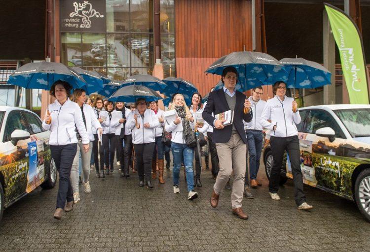 Actie: Toerisme Limburg Vakantiegids lancering
