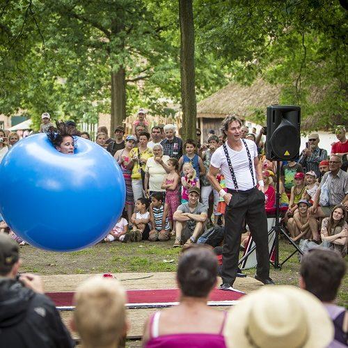 Bokrijk straattheaterfestival