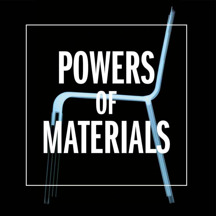 Cultuur C-mine Eames expo Powers of Materials
