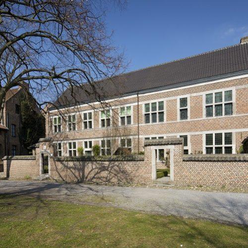 Begijnhofsite in Hasselt