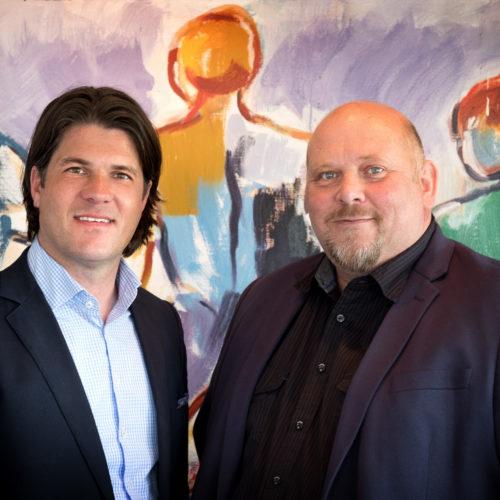gedeputeerde Igor Philtjens en provincieraadlid Marc Feytons