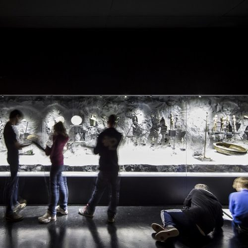 tentoonstelling, de Etrusken
