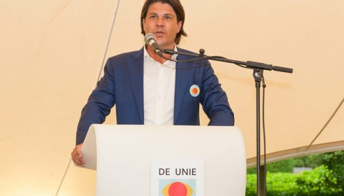 Opening kunstroute Unie Hasselt-Genk