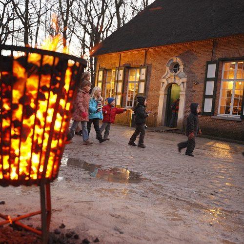 Vurige winteravonden in Bokrijk