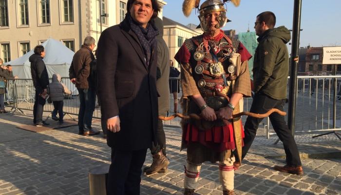 gladiatorenfestival in Tongeren