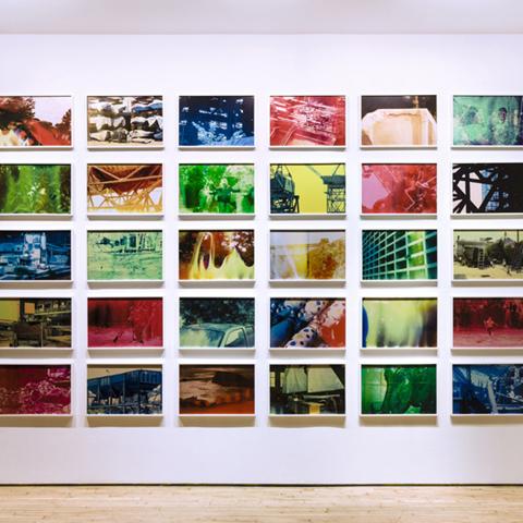 huis voor actuele kunst presenteert drie nieuwe tentoonstellingen