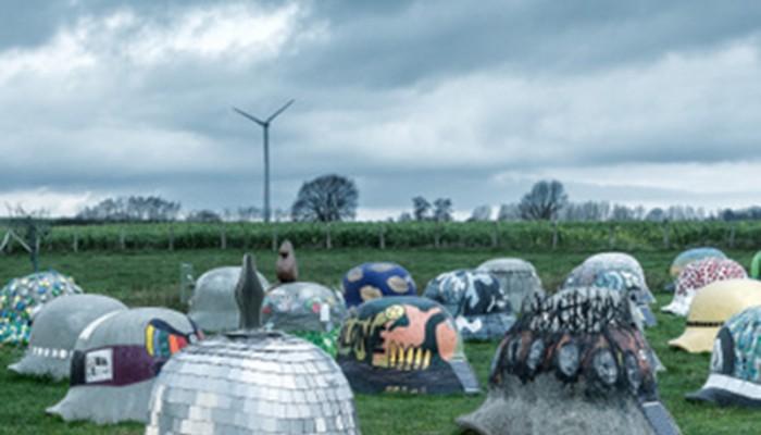 herinneringspark Helmen