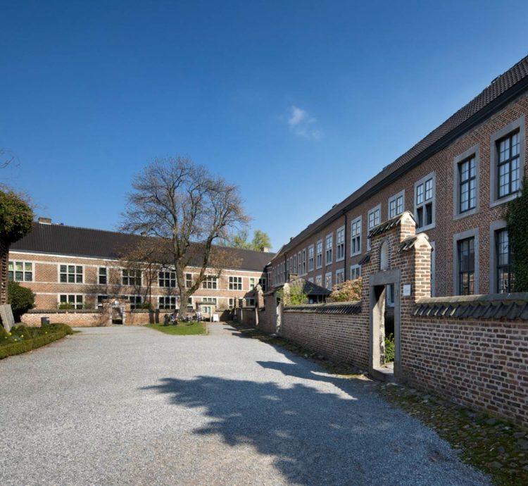 begijnhof Hasselt erfgoed Z33 cultuur