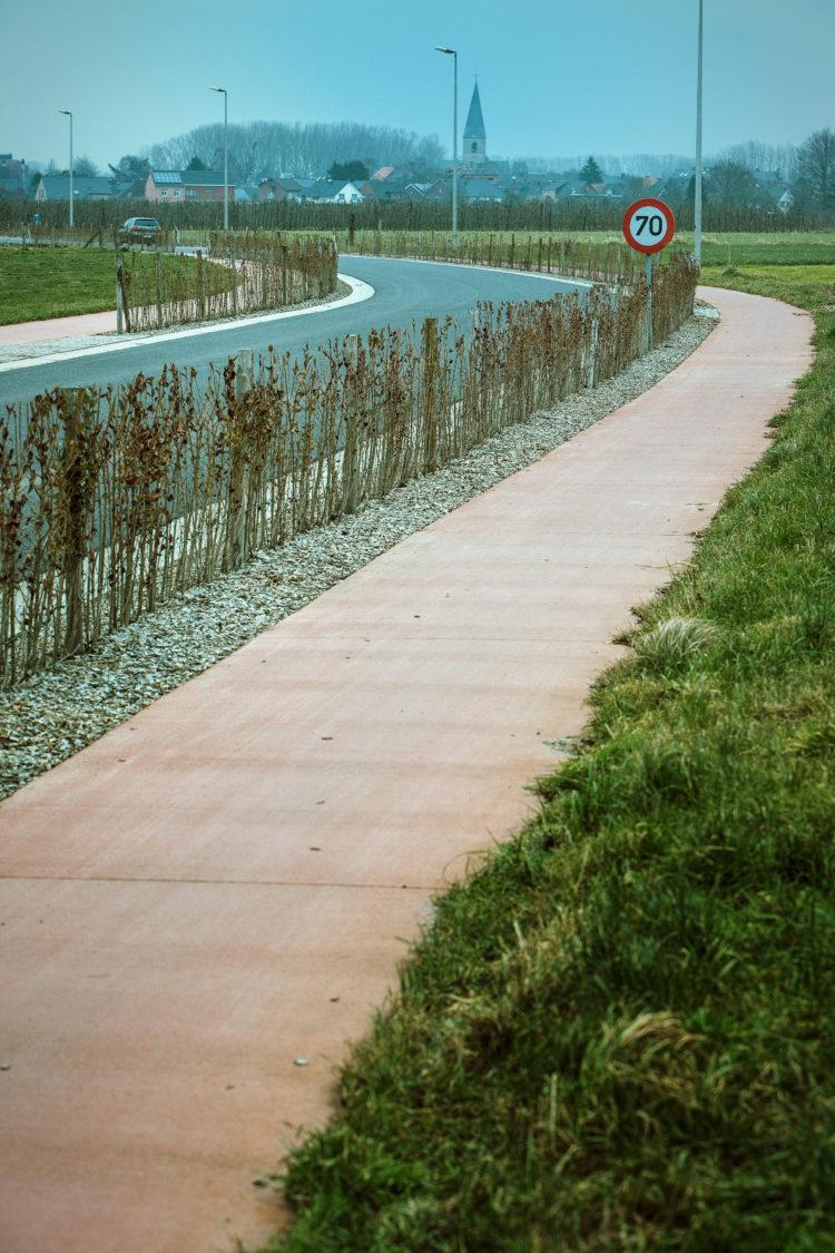 Alken Wellen fietspad fietsroutenetwerk FRNW