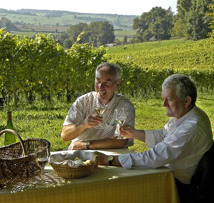 Wijntoerisme in Limburg - Voerense wijn