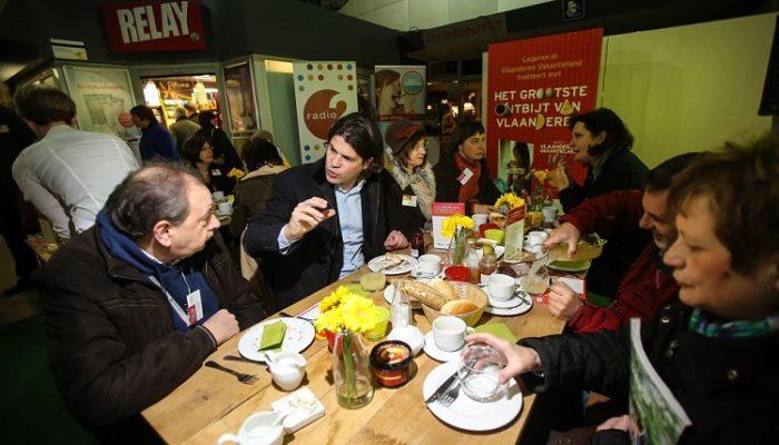 Grootste ontbijt van Vlaanderen