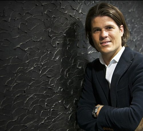 portret Igor Philtjens
