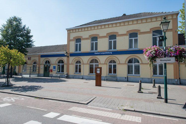 station leopoldsburg