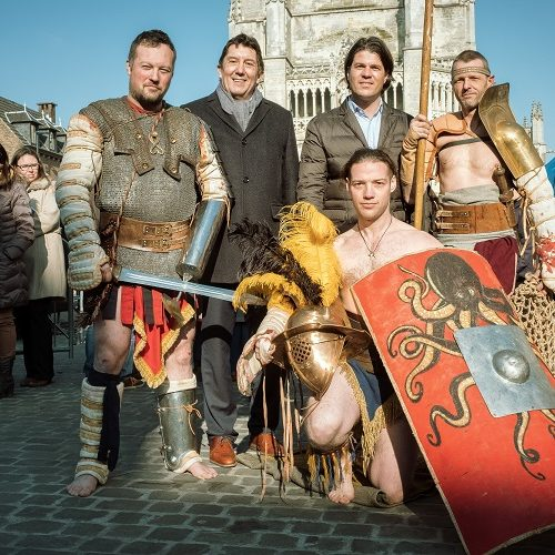 Gladiatorenfestival Tongeren