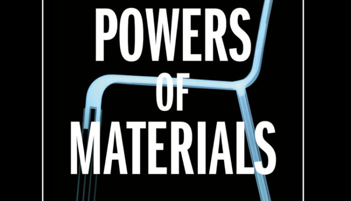 Cultuur C-mine Eames Powers of Materials