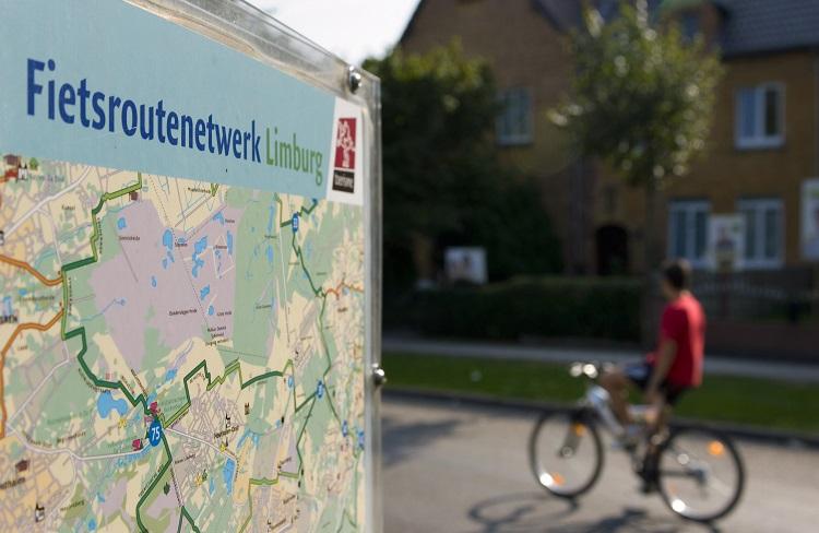 fietsroutenetwerk Limburg