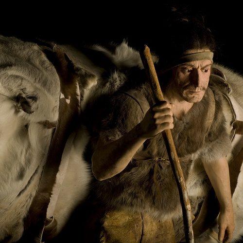 Prehistorie in het GRM