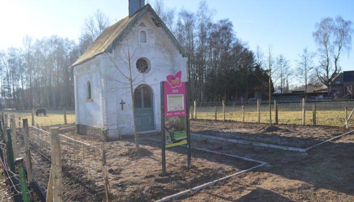 Restauratie erfgoed Sint-Jozefkapel