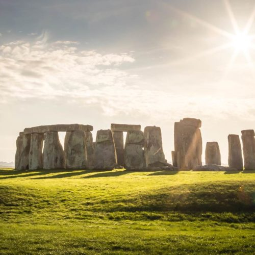 Tentoonstelling Stonehenge