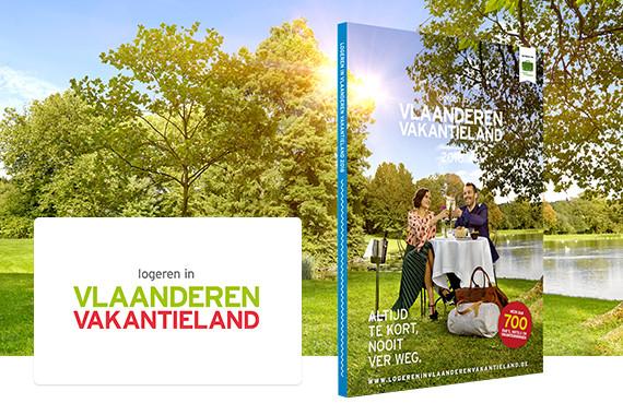Logeren in Vlaanderen