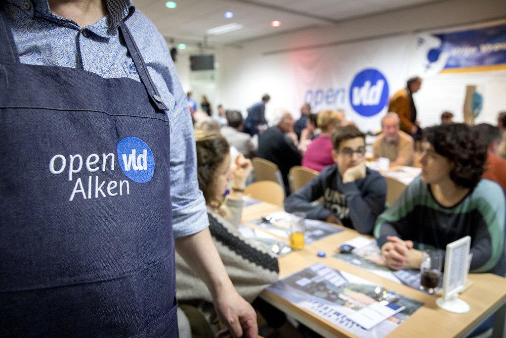 Open Vld Mosselsouper