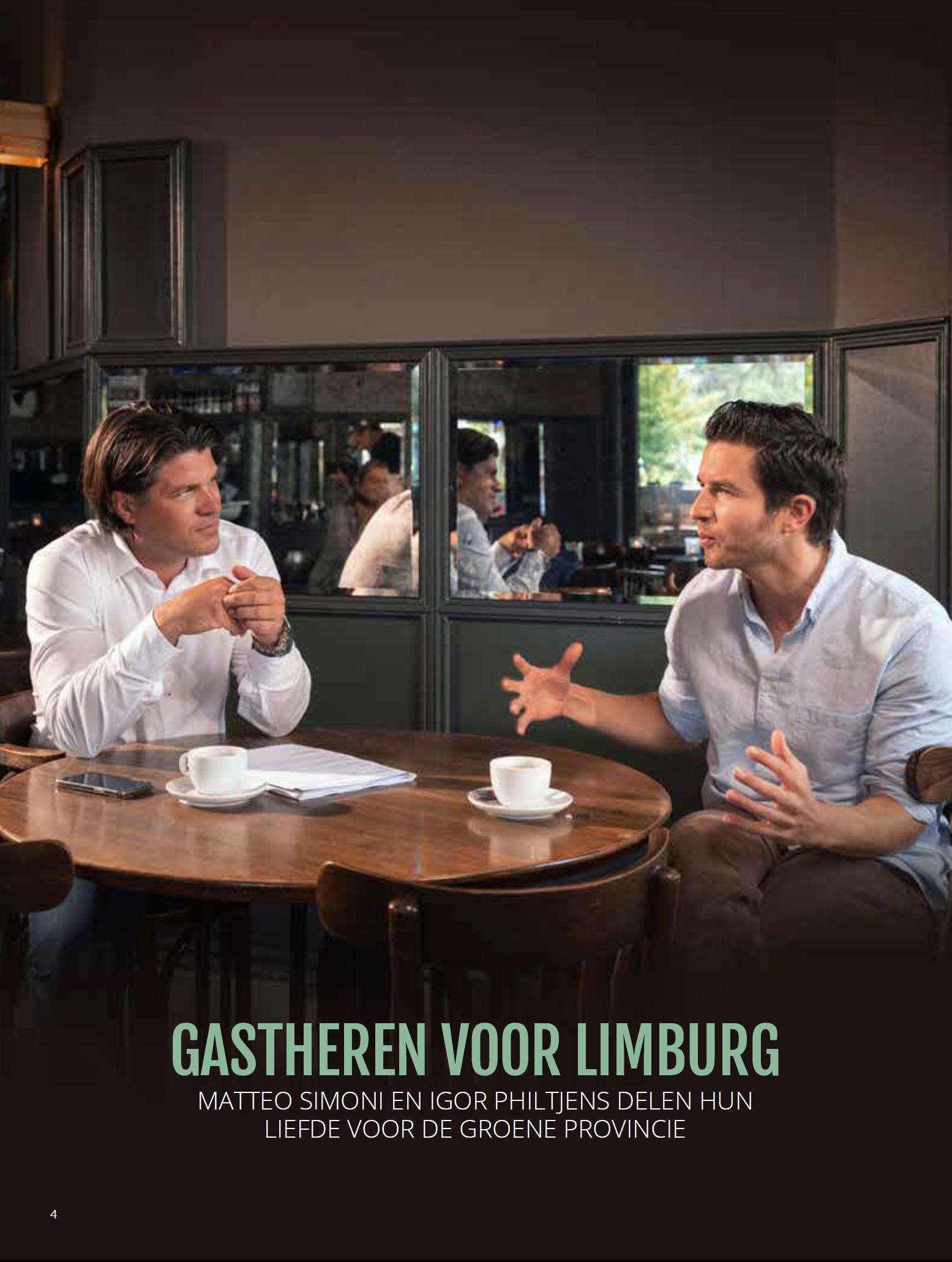 Gastheren voor Limburg