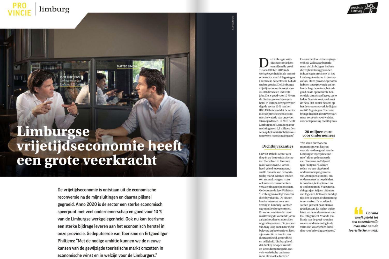 Sterck. Magazine